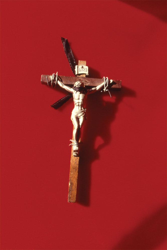 Objeto intervenido:Jesucristo