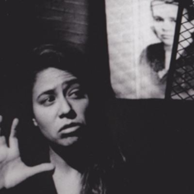 Performance: Estirando mi piel hasta que se rompa entera, 1995-1996