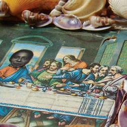 Objeto intervenido: La Santa Cena 1992-1993.